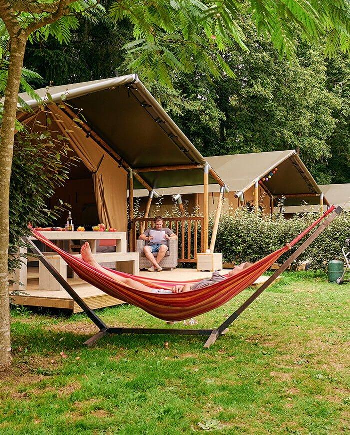 safaritent kopen luxe kamperen