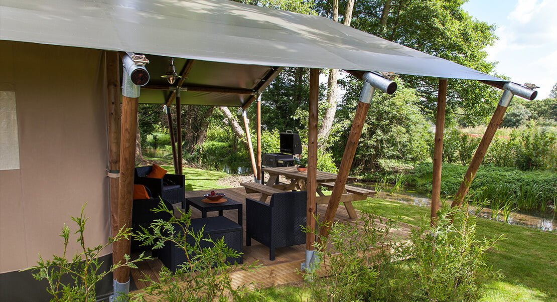 luxe safaritent glamping kopen