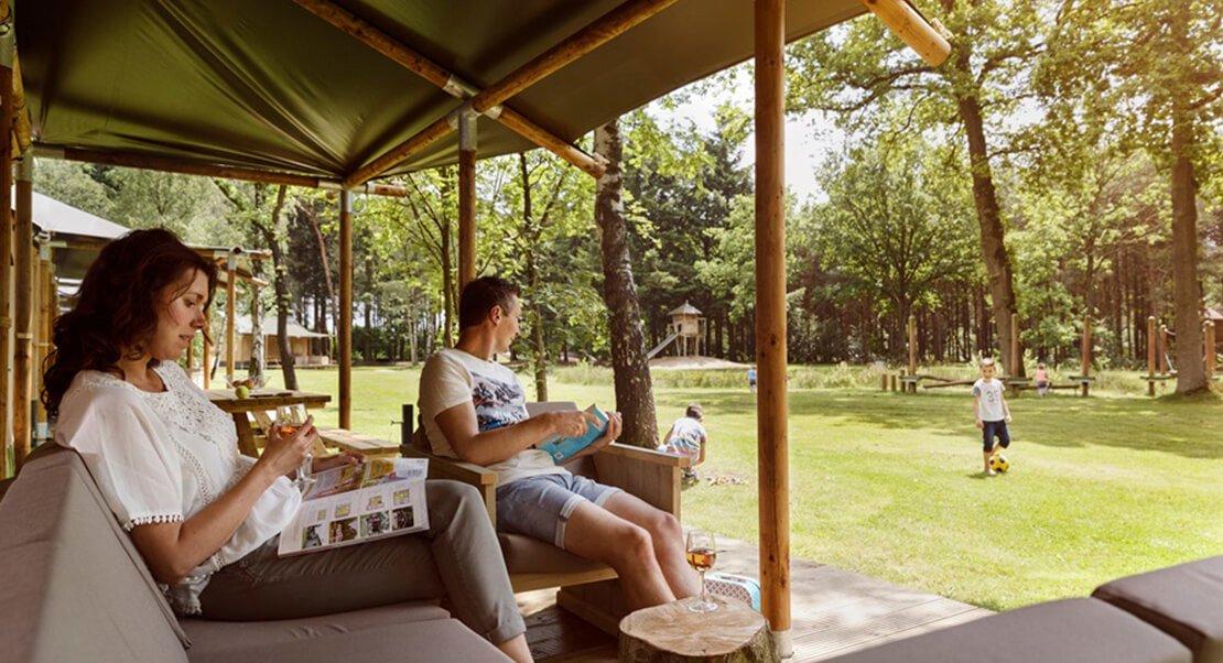 Glamping luxe kamperen