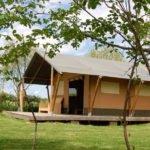 safaritent ruim luxe kamperen
