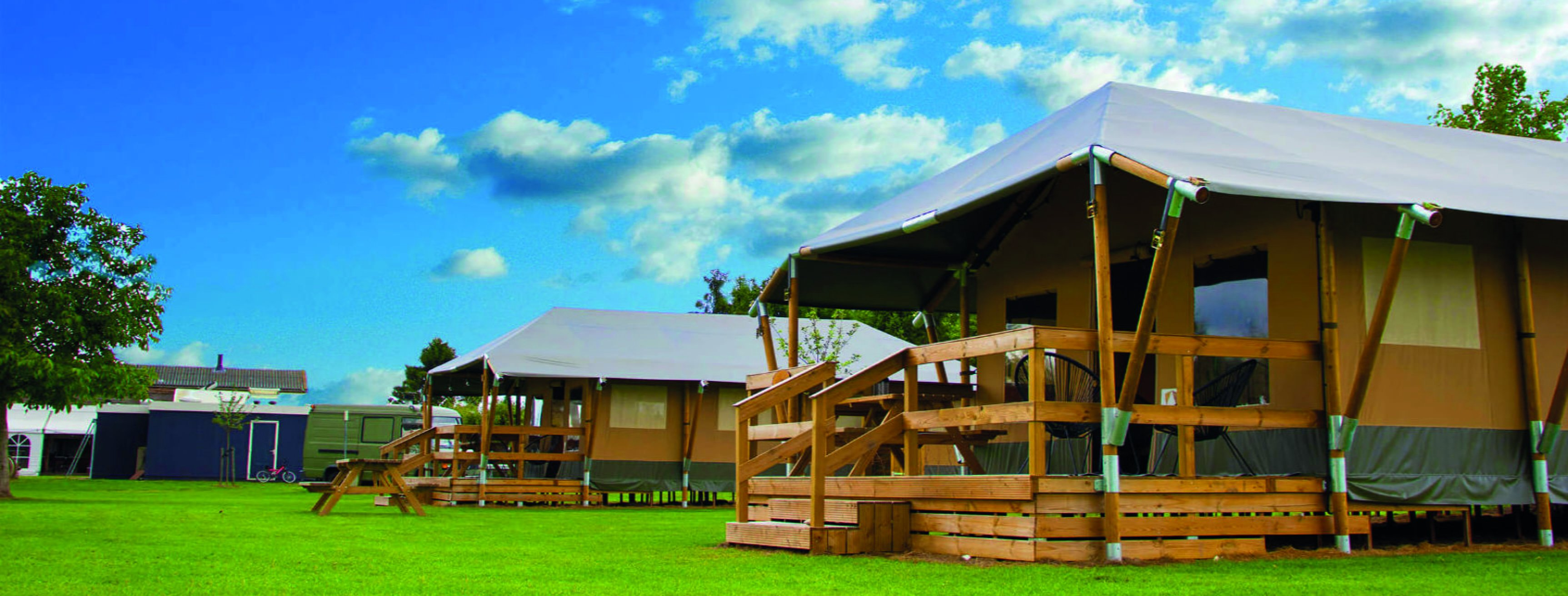 Outstanding Safari Tent Lodges Recreatie Vakbeurs