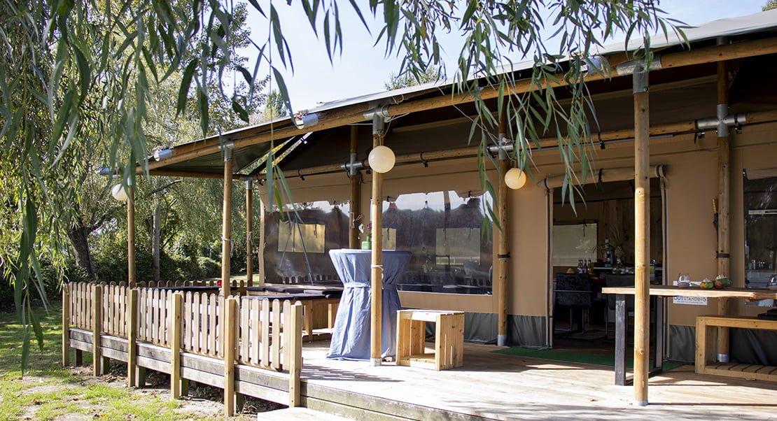 Luxe Safari Lodgetent