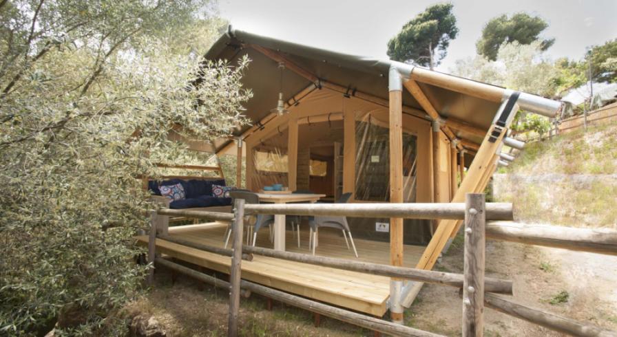 Safari Tent Compact Tent Holiday